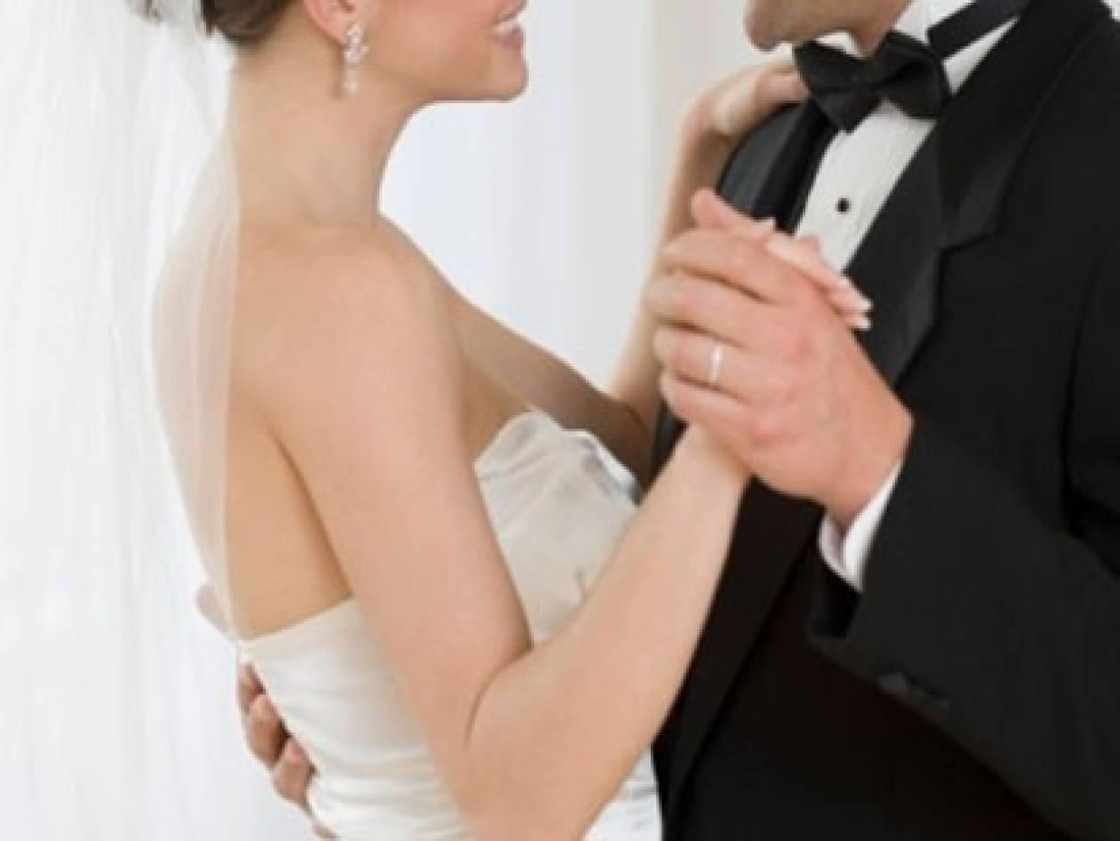 Ο γάμος τινάχθηκε στον αέρα… κυριολεκτικά!
