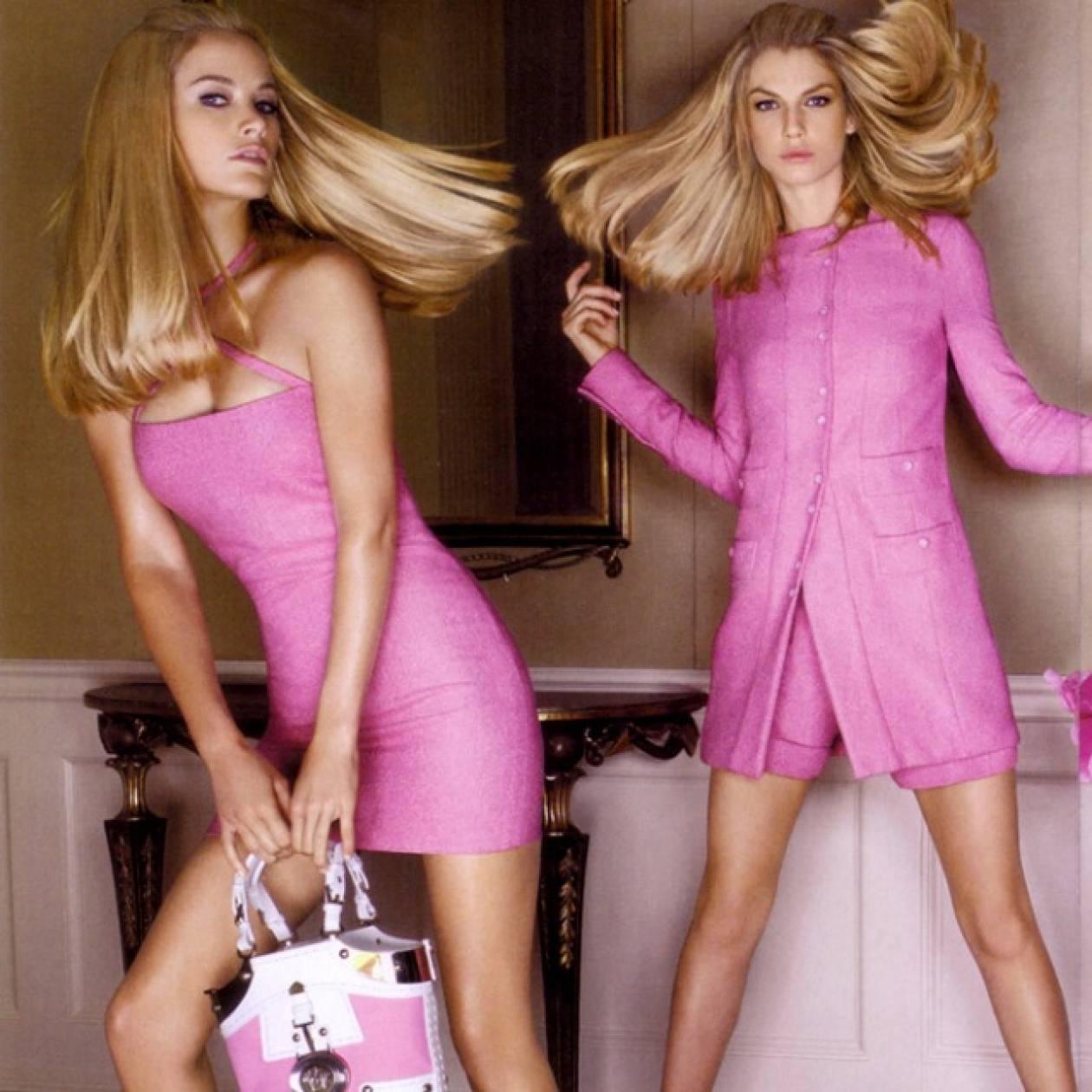 O Versace κατά της αμμοβολής στα τζιν