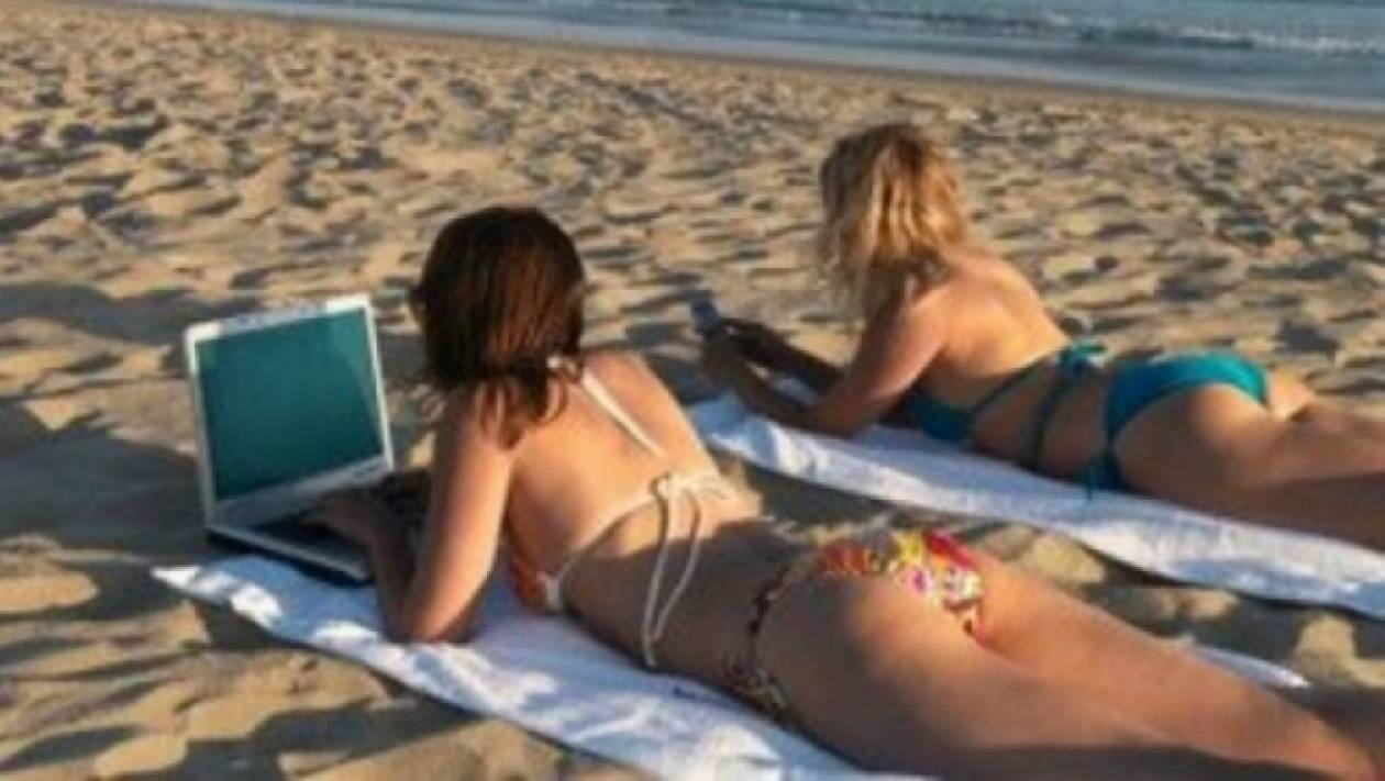 Σε ποιες παραλίες θα βρείτε δωρεάν internet!