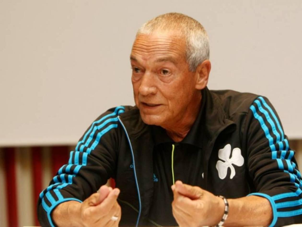 Ζ. Φερέιρα: «Με αυτοπεποίθηση θα τα καταφέρουμε»