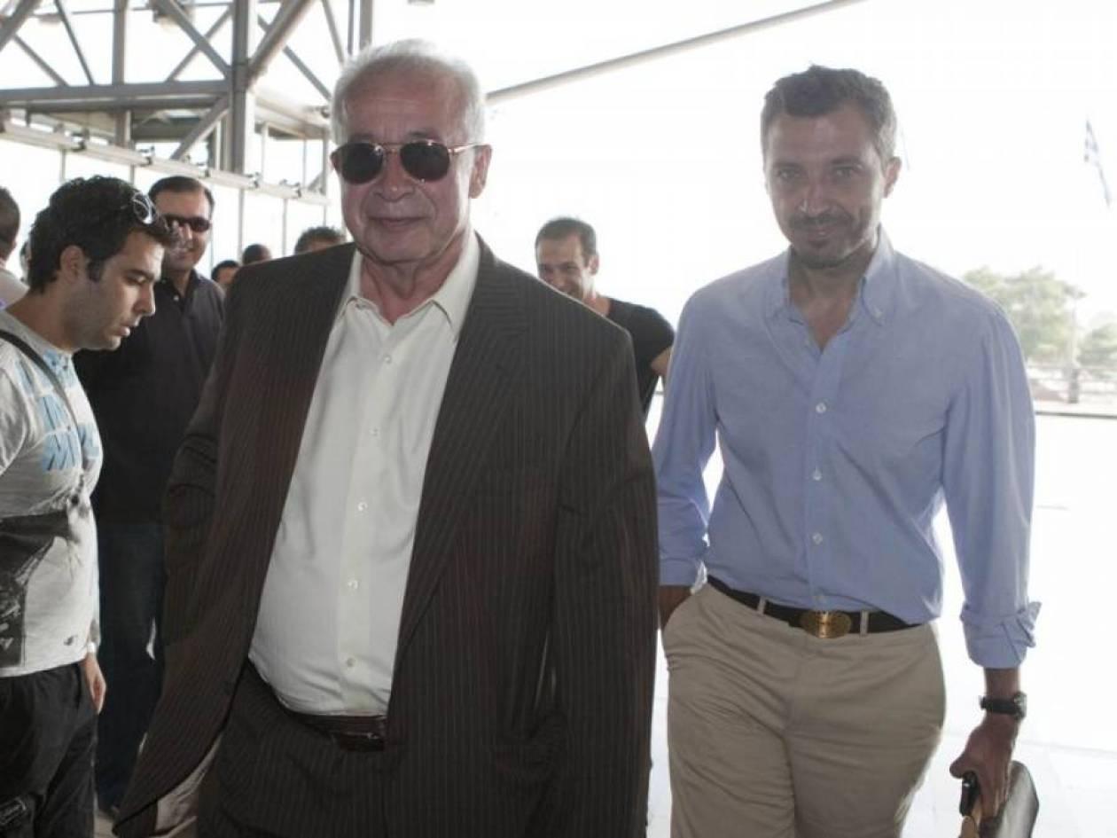 Συμφώνησαν Ζαγοράκης- Σαχπατζίδης!