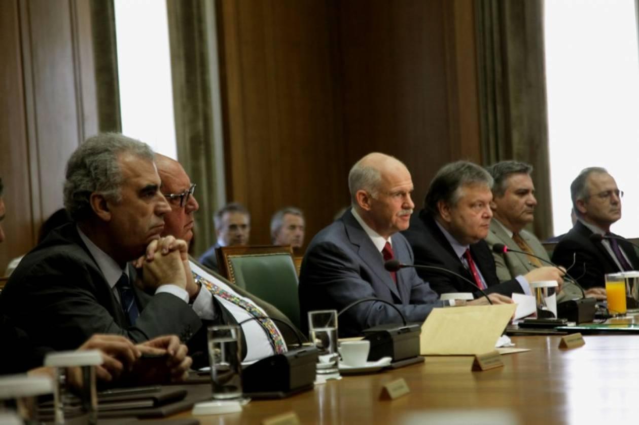 Στο υπουργικό ιδιωτικοποιήσεις και συγχωνεύσεις φορέων