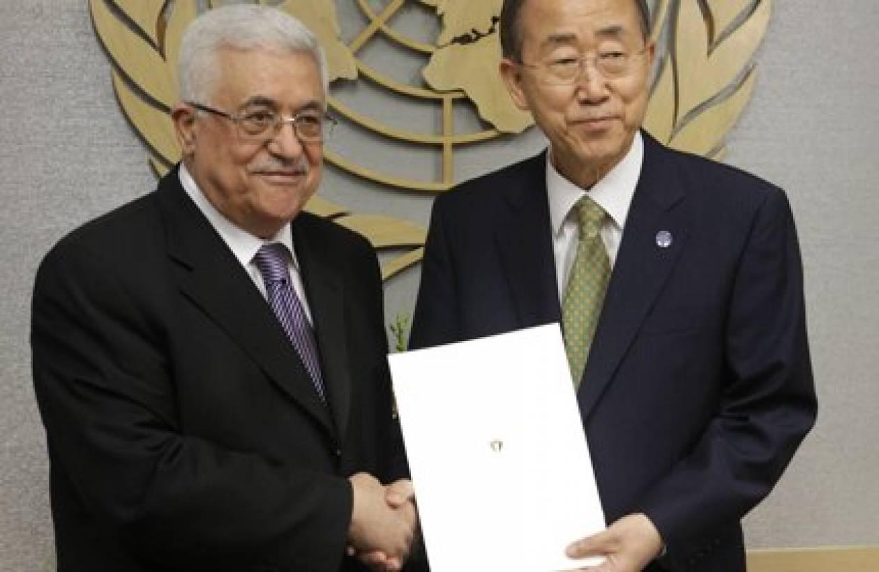 Οκτώ ψήφοι υπέρ των Παλαιστίνιων στο Σ.Α.
