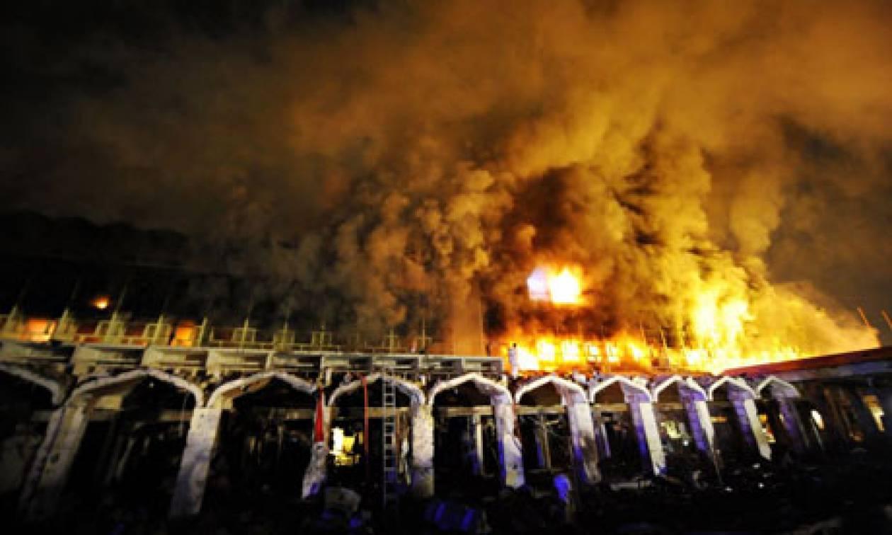 Έκρηξη σε ξενοδοχείο στο Πακιστάν