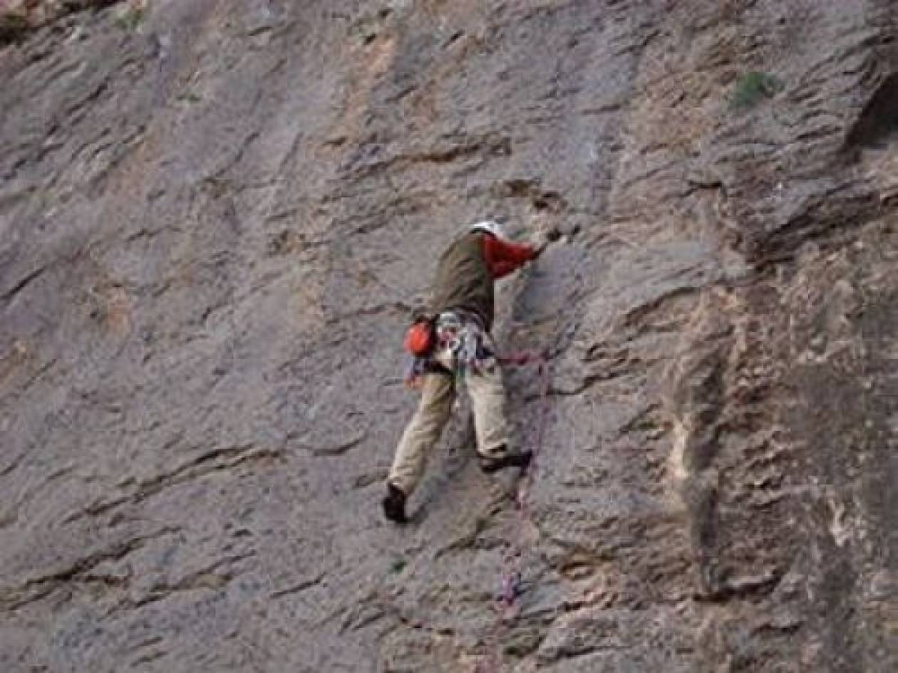 Τραυματισμός ορειβάτη στη Ν. Πεντέλη