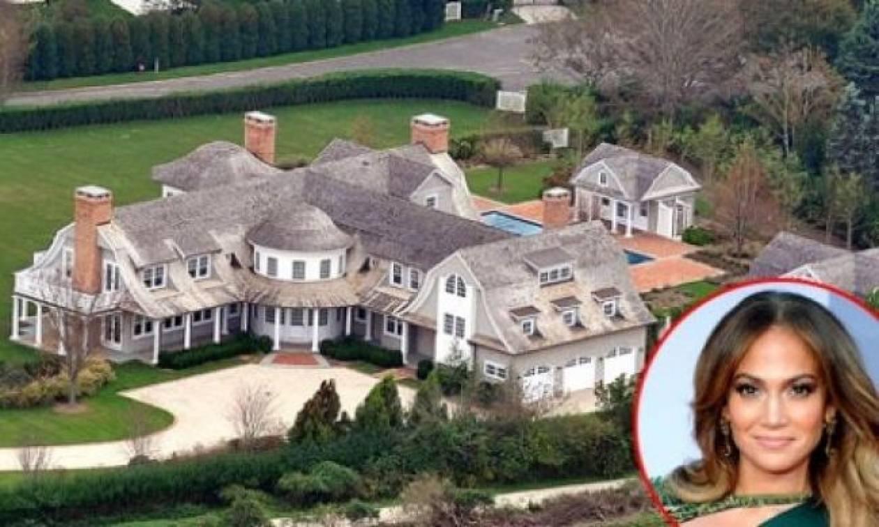 Ιδού το αξίας... 18 εκατ. δολαρίων καινούργιο «παλάτι» της Lopez