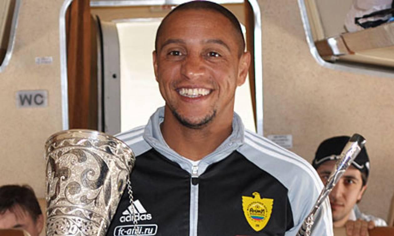 Παίκτης - προπονητής ο Ρομπέρτο Κάρλος