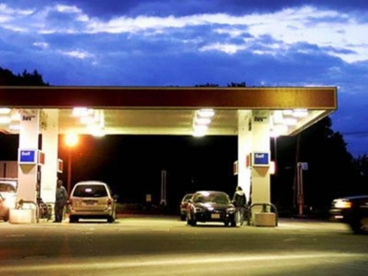 Λήστεψαν βενζινάδικο στο Περιστέρι