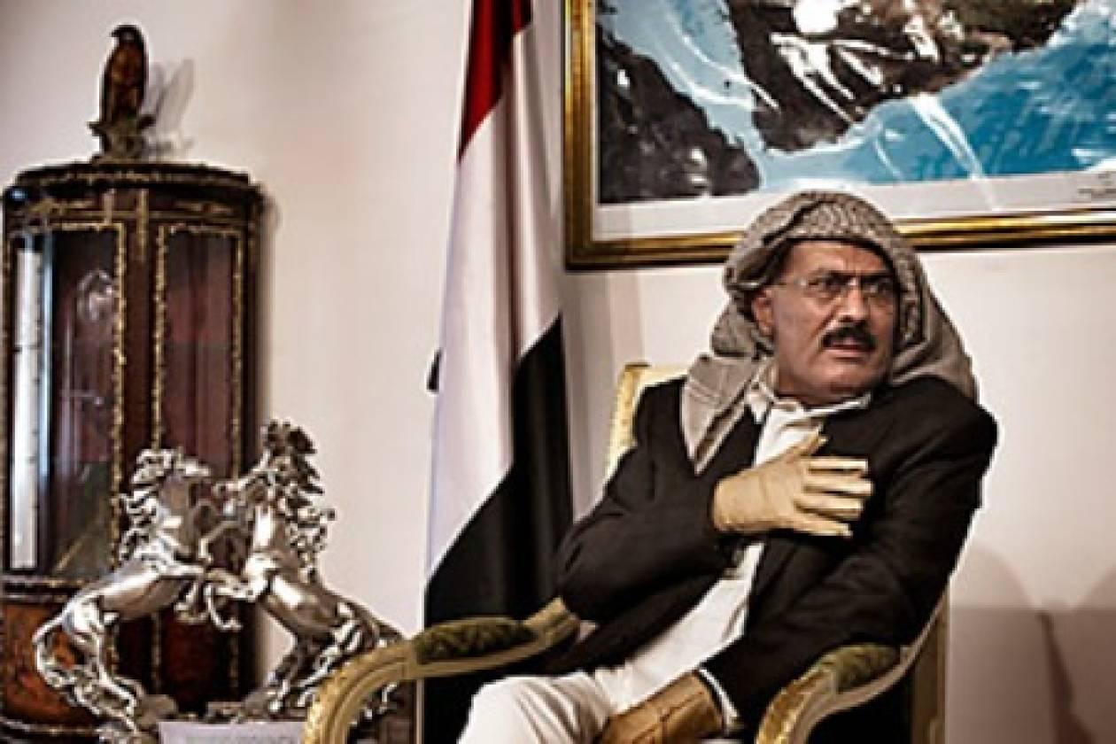 Για εμφύλιο πόλεμο προειδοποιεί ο Σάλεχ