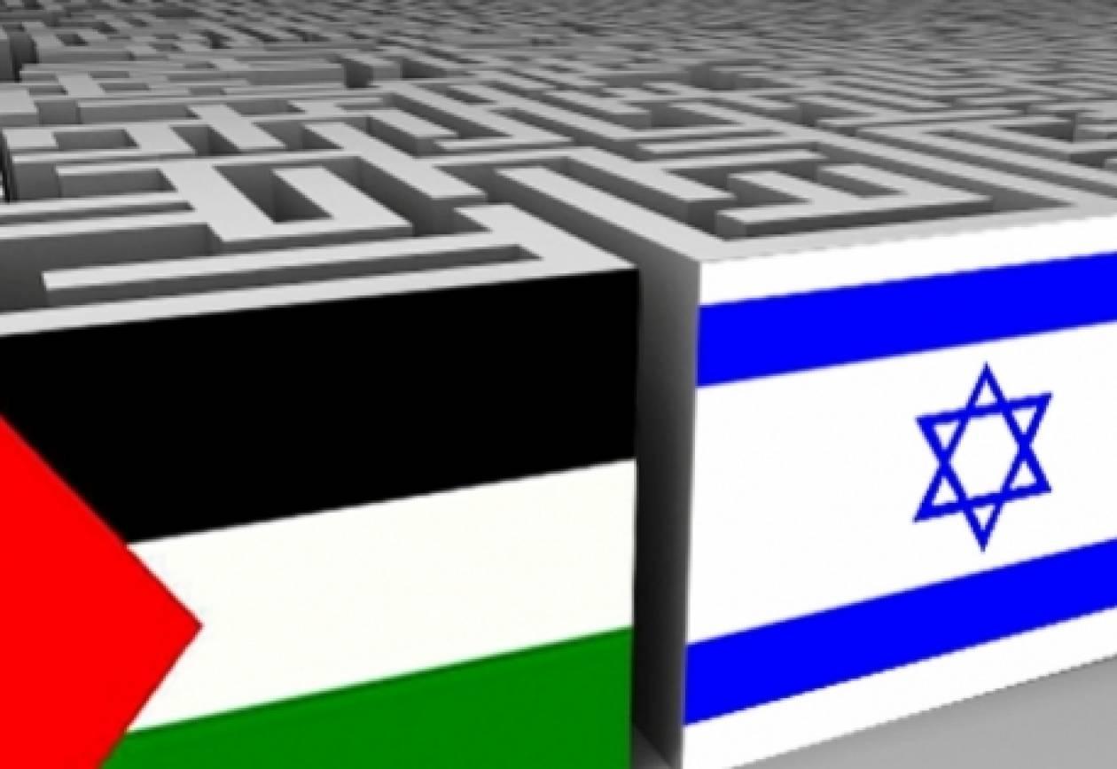 «Μόνο αν σταματήσει ο εποικισμός θα επαναληφθούν οι διαπραγματεύσεις»