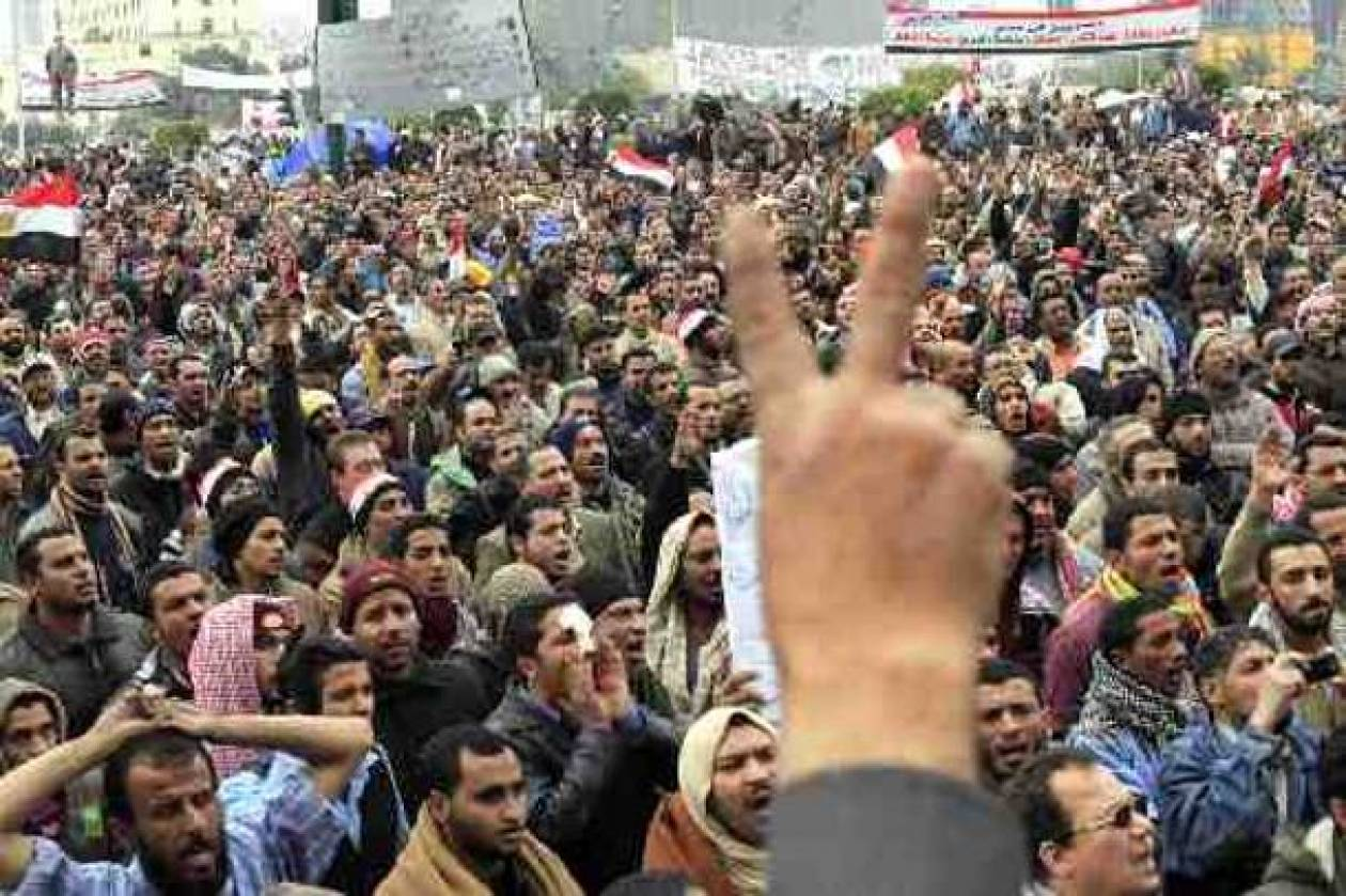 Ραντεβού στην πλατεία Ταχρίρ δίνουν ξανά οι Αιγύπτιοι