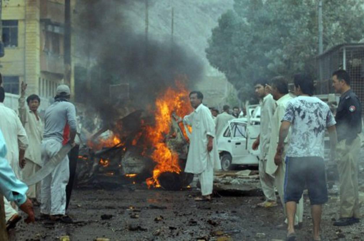 Φονική επίθεση στο Πακιστάν
