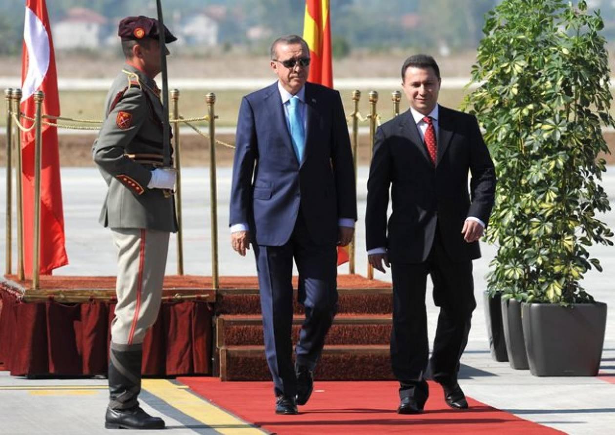 Οι Τούρκοι στήνουν μουσουλμανικούς θύλακες στα Βαλκάνια