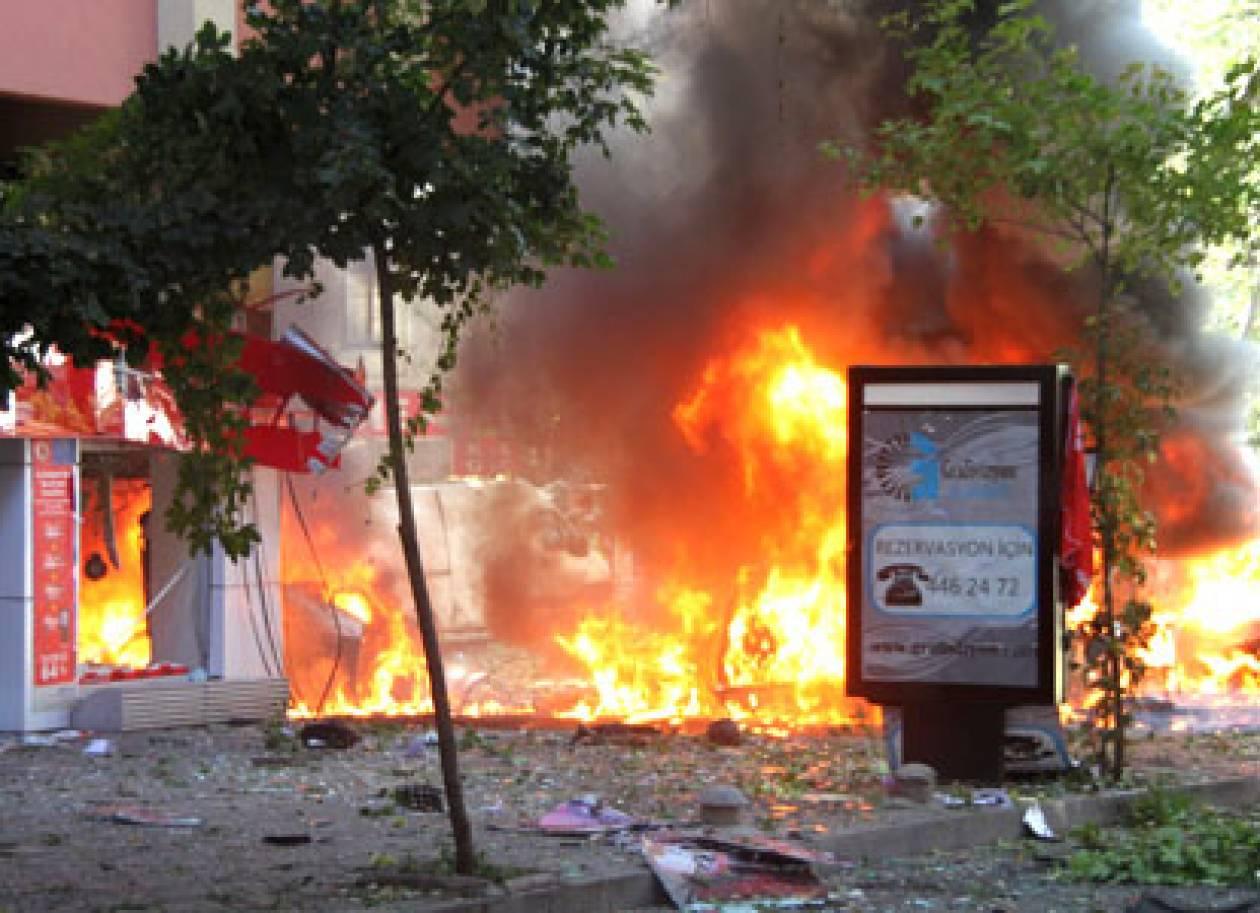 Νέα έκρηξη στην Τουρκία