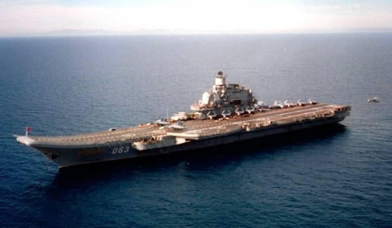 Στη Ν.Α. Μεσόγειο το «καμάρι» της Ρωσίας