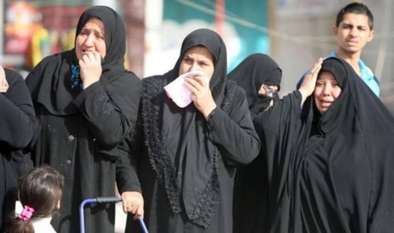Ιράκ: Έκρηξη βόμβας σε κηδεία