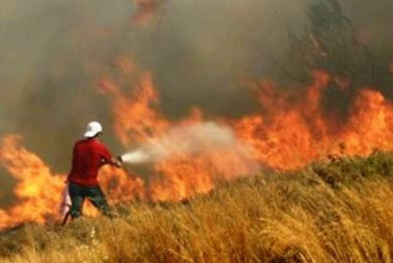 Πυρκαγιά στο Ηράκλειο