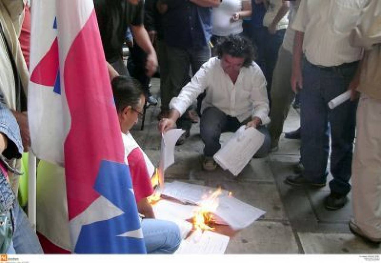 Eκαψαν τα ειδοποιητήρια της εφορίας καθηγητές στην Κέρκυρα