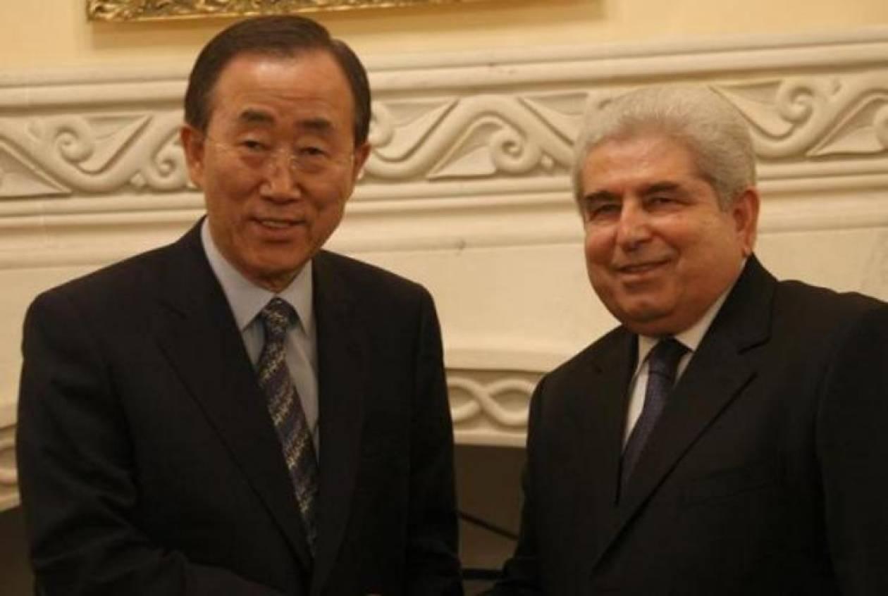 Άκαρπες οι διαπραγματεύσεις για το Κυπριακό