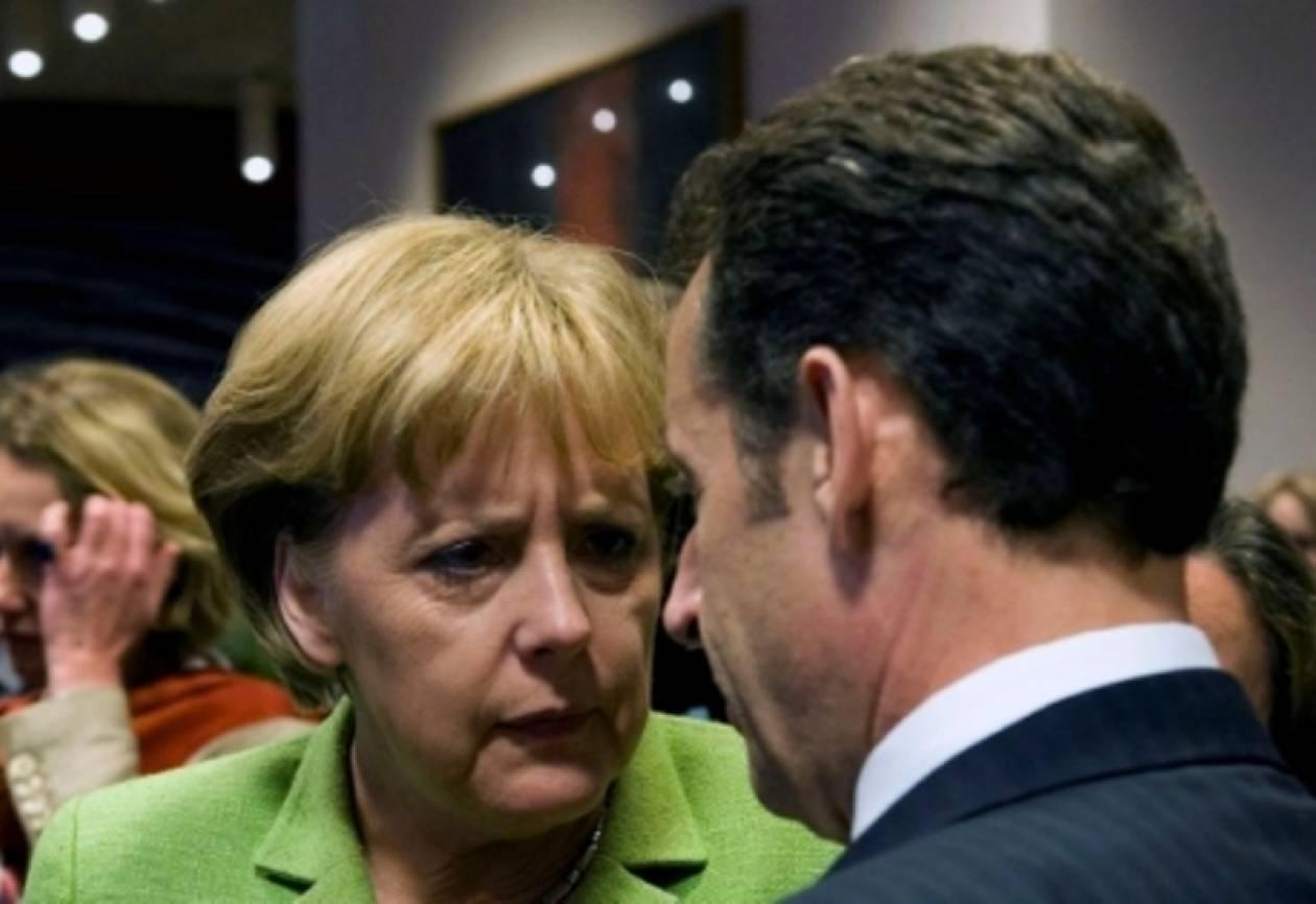 Τηλεφωνική συνομιλία Μέρκελ – Σαρκοζί για το Δημοψήφισμα