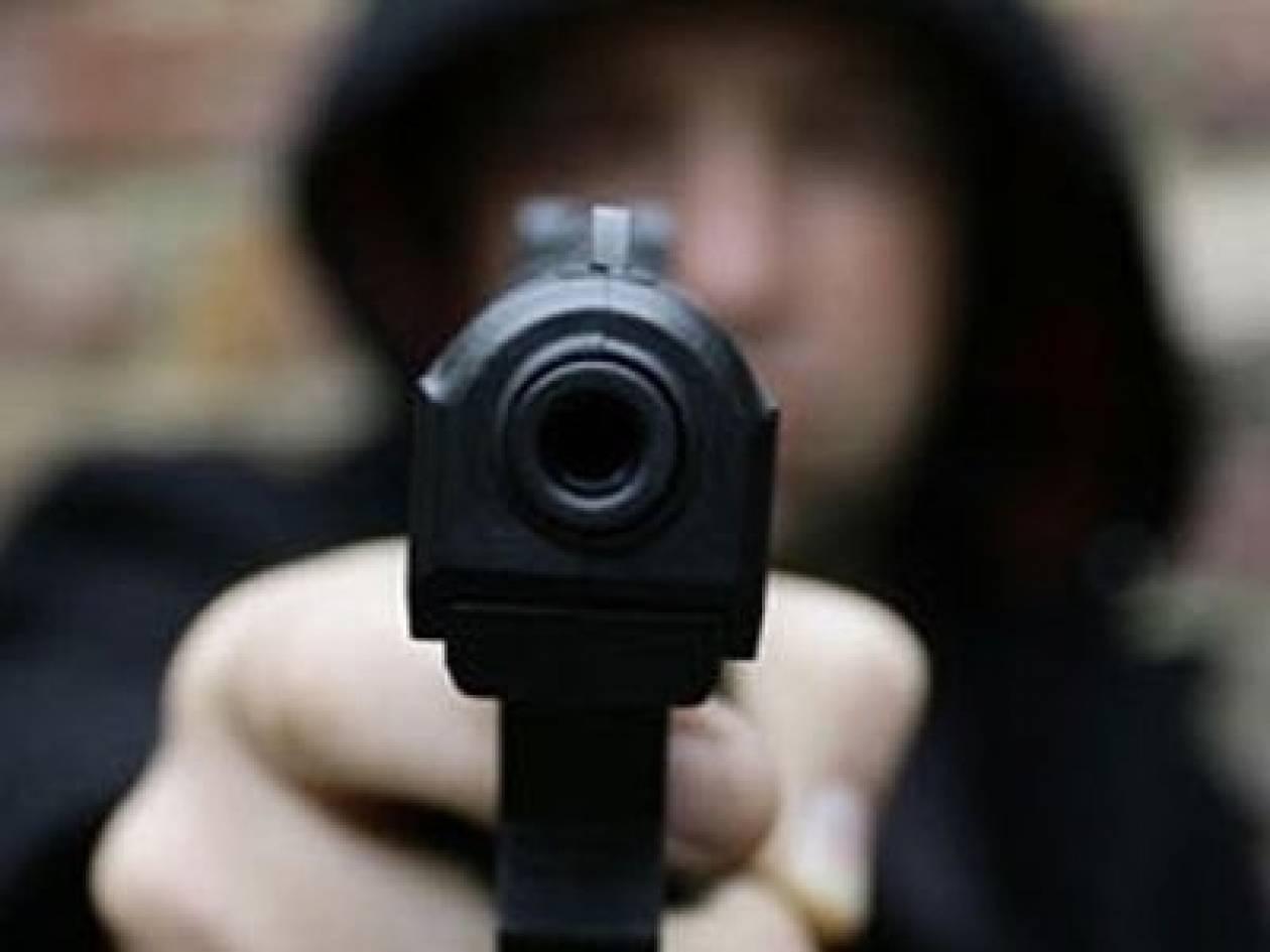 Ένοπλη ληστεία σε κατάστημα ψιλικών
