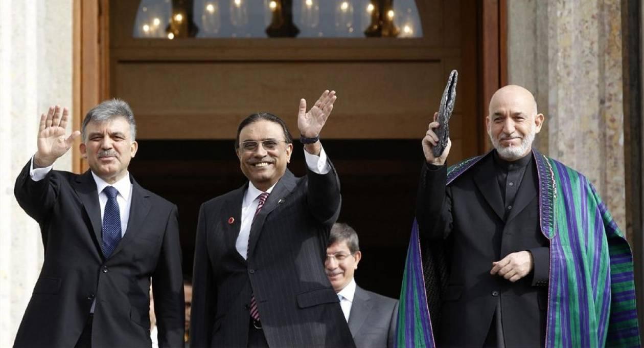 Συνομιλίες Αφγανιστάν– Πακιστάν-Τουρκίας
