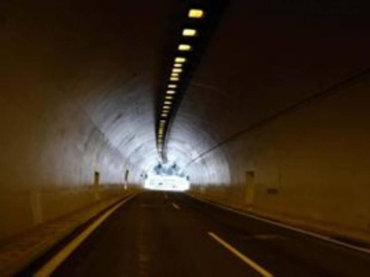 Κλείνει αύριο η σήραγγα Ραψομμάτη στον αυτοκινητόδρομο Τρίπολης - Καλαμάτας