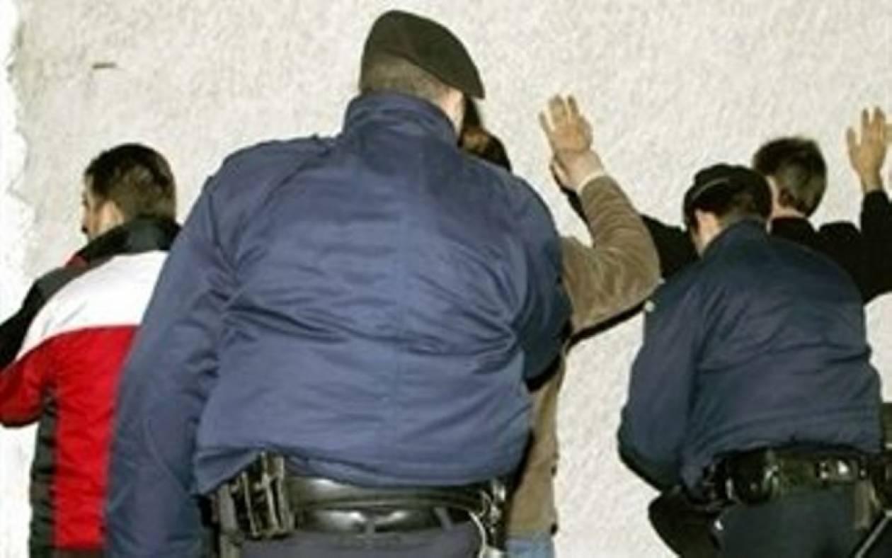Στη φάκα οι λαθρομετανάστες, ξέφυγε ο διακινητής