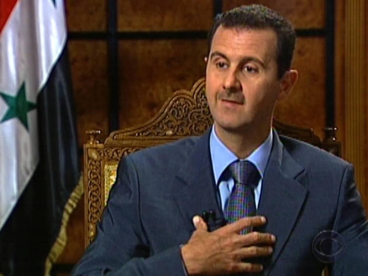 Επιμένουν για την παραίτηση Άσαντ οι ΗΠΑ