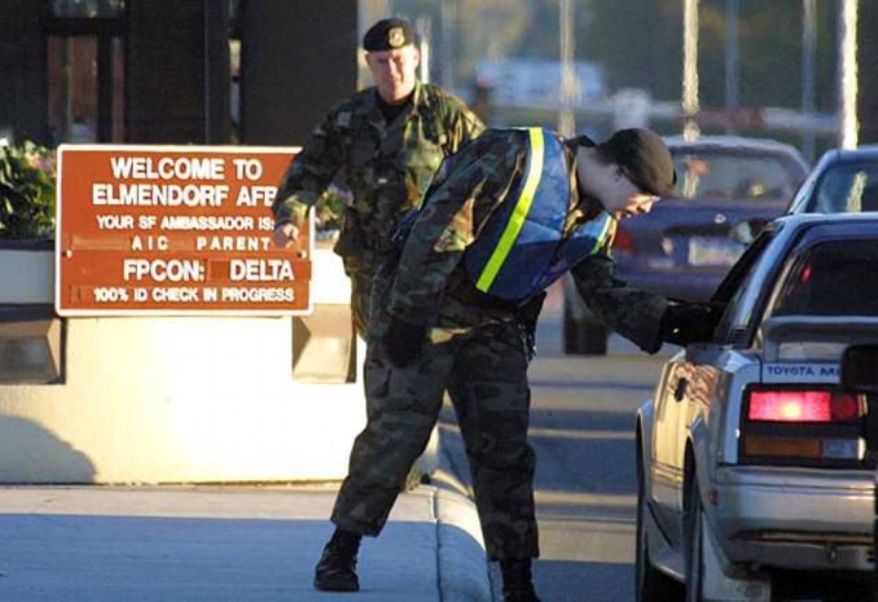 Σύλληψη στρατιωτικού για κατασκοπεία