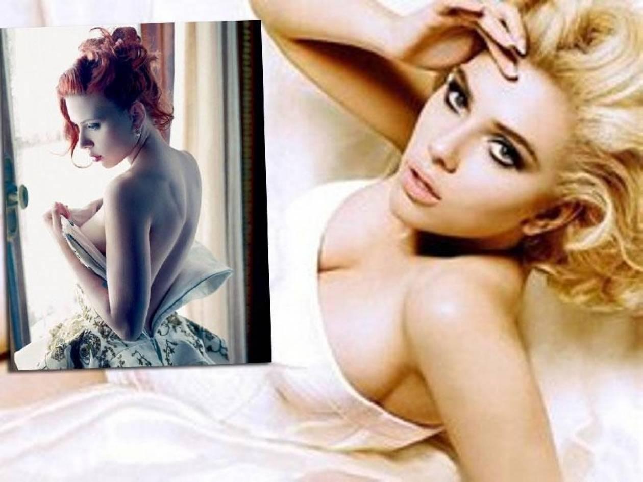 Καυτό θηλυκό ονόματι …Scarlett Johansson
