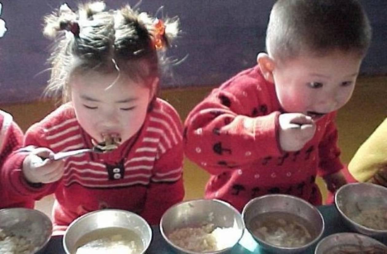 Διατροφική κρίση στη Βόρεια Κορέα