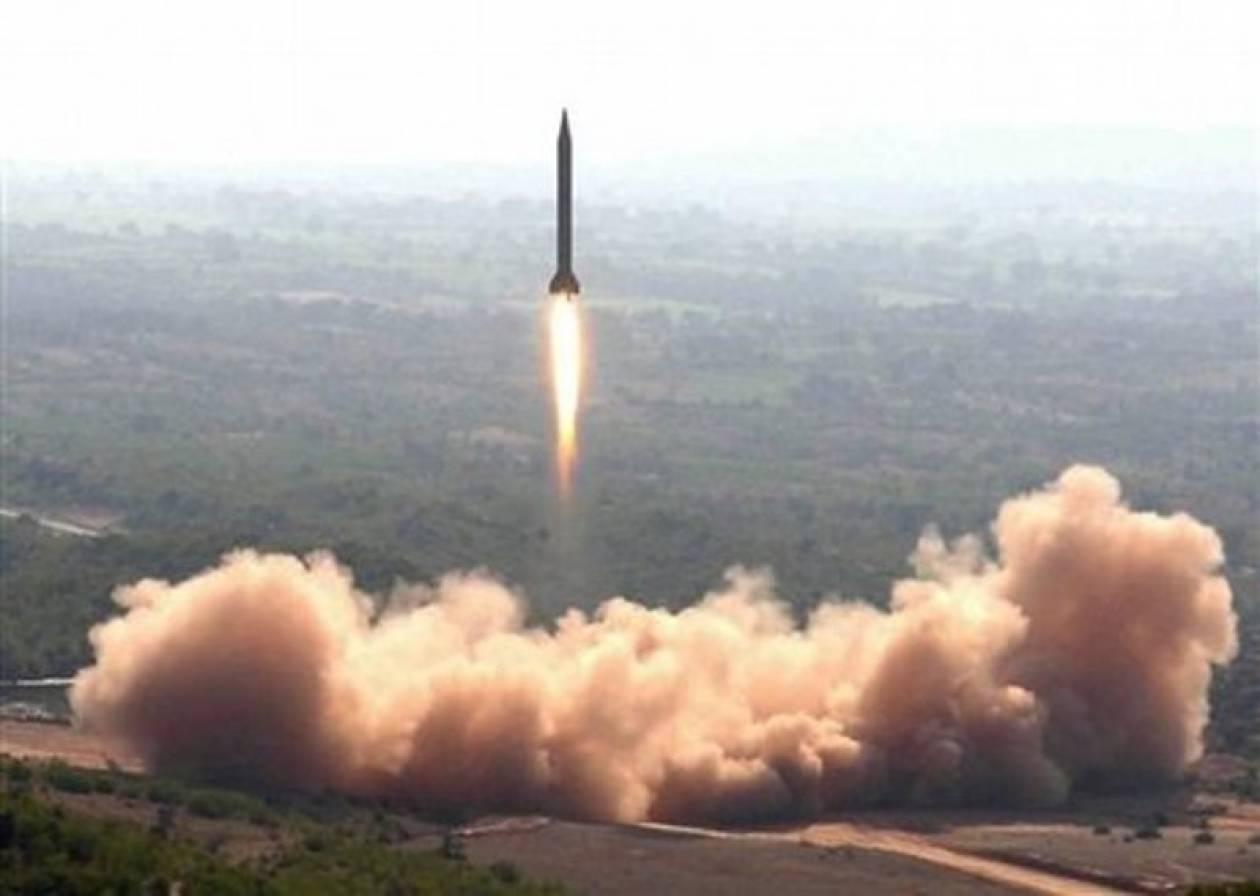 Δοκιμή βαλλιστικού πυραύλου από το Ισραήλ