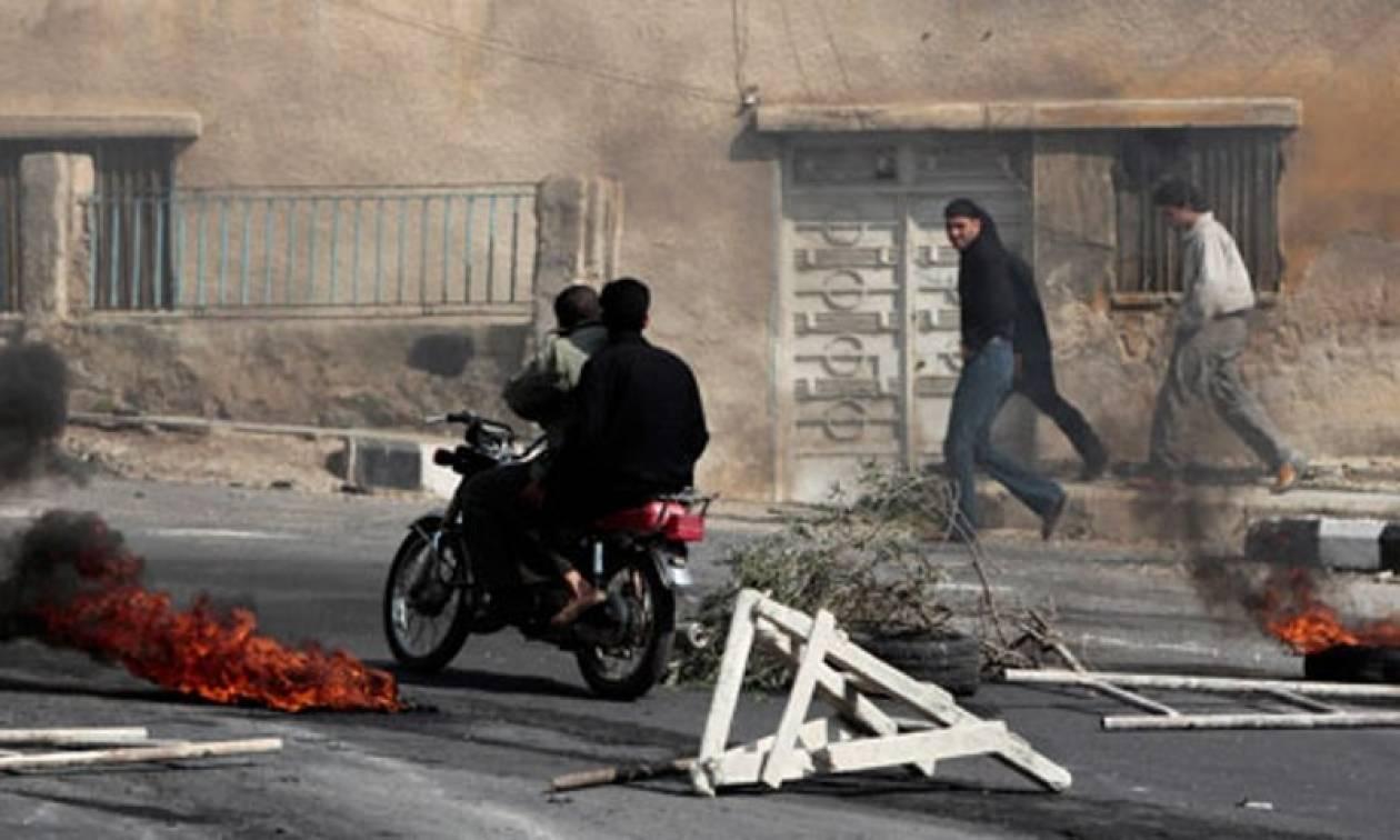 Ένοπλοι σκότωσαν εργάτες στη Συρία