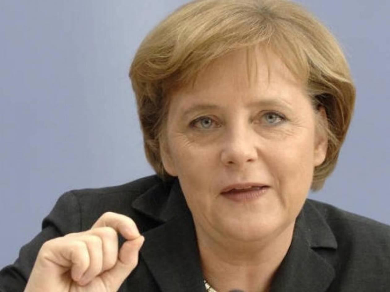 Μέρκελ: Εκτιμούμε τους Έλληνες όταν είναι λογικοί
