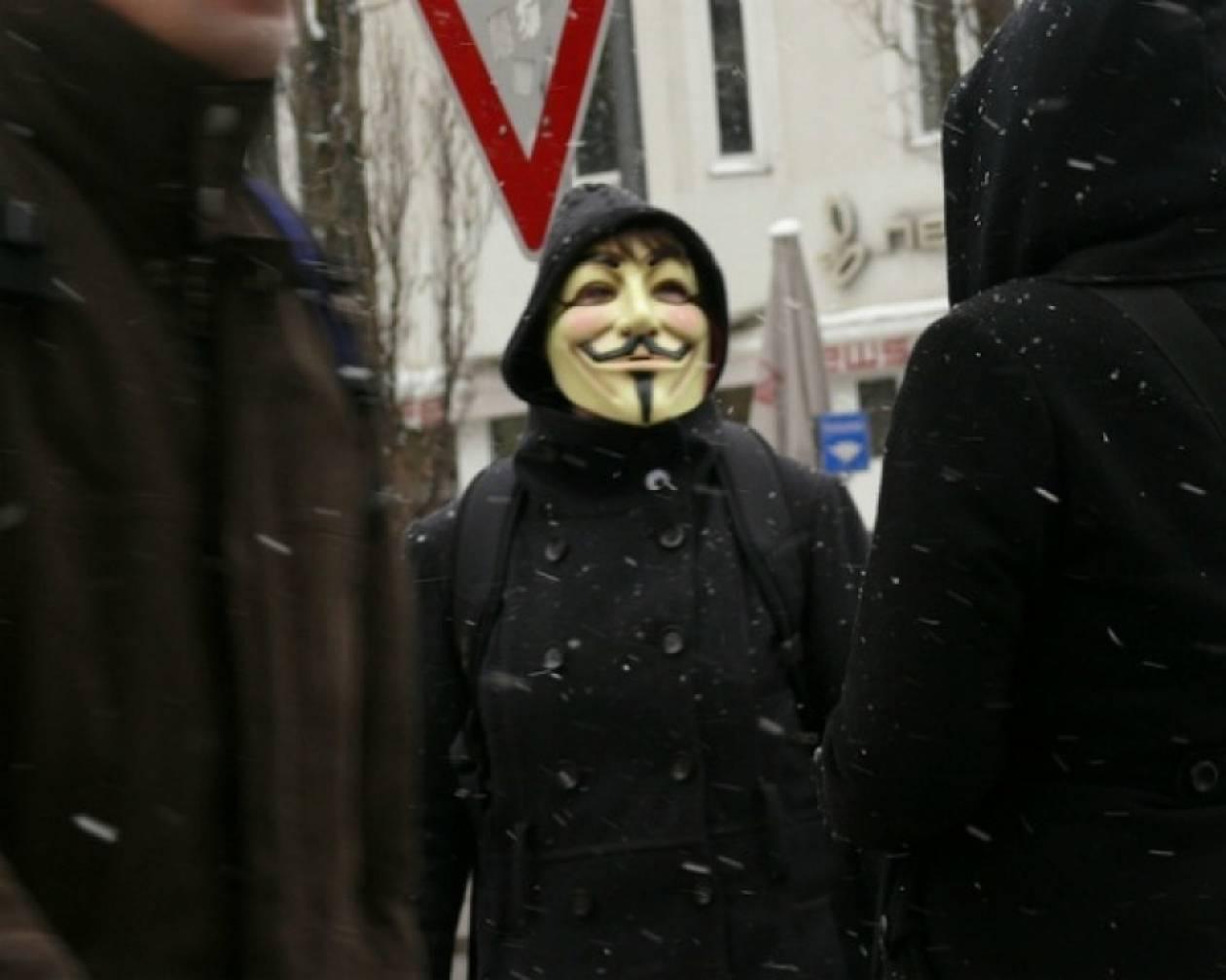 Anonymous: Τρεις ημέρες ζωής απομένουν στο Facebook;