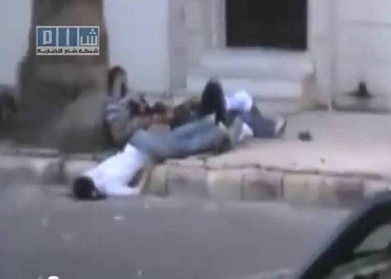 Έντεκα νεκροί σε επεισόδια στη Συρία