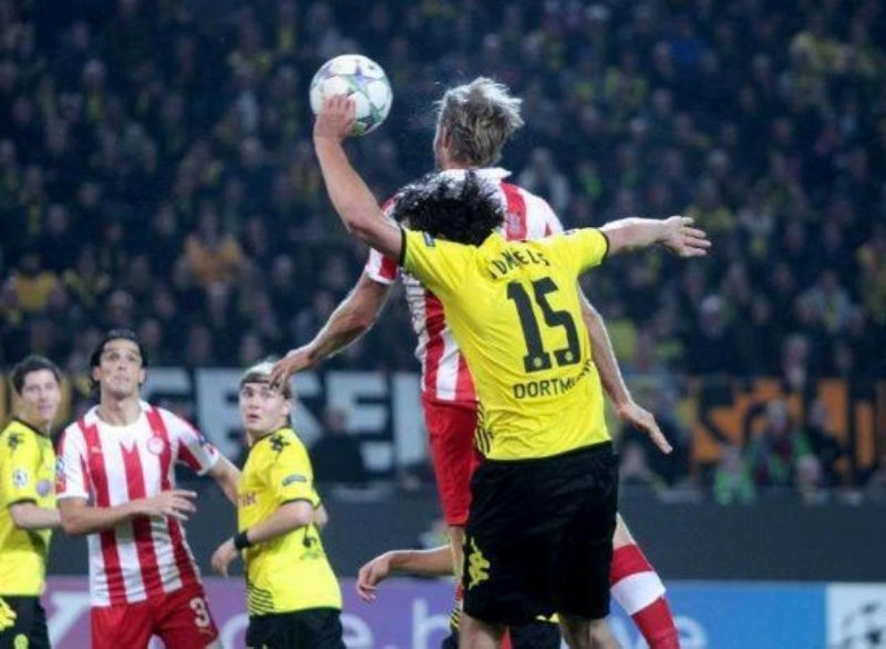 Επίθεση του Τζιοβάνι στην UEFA…