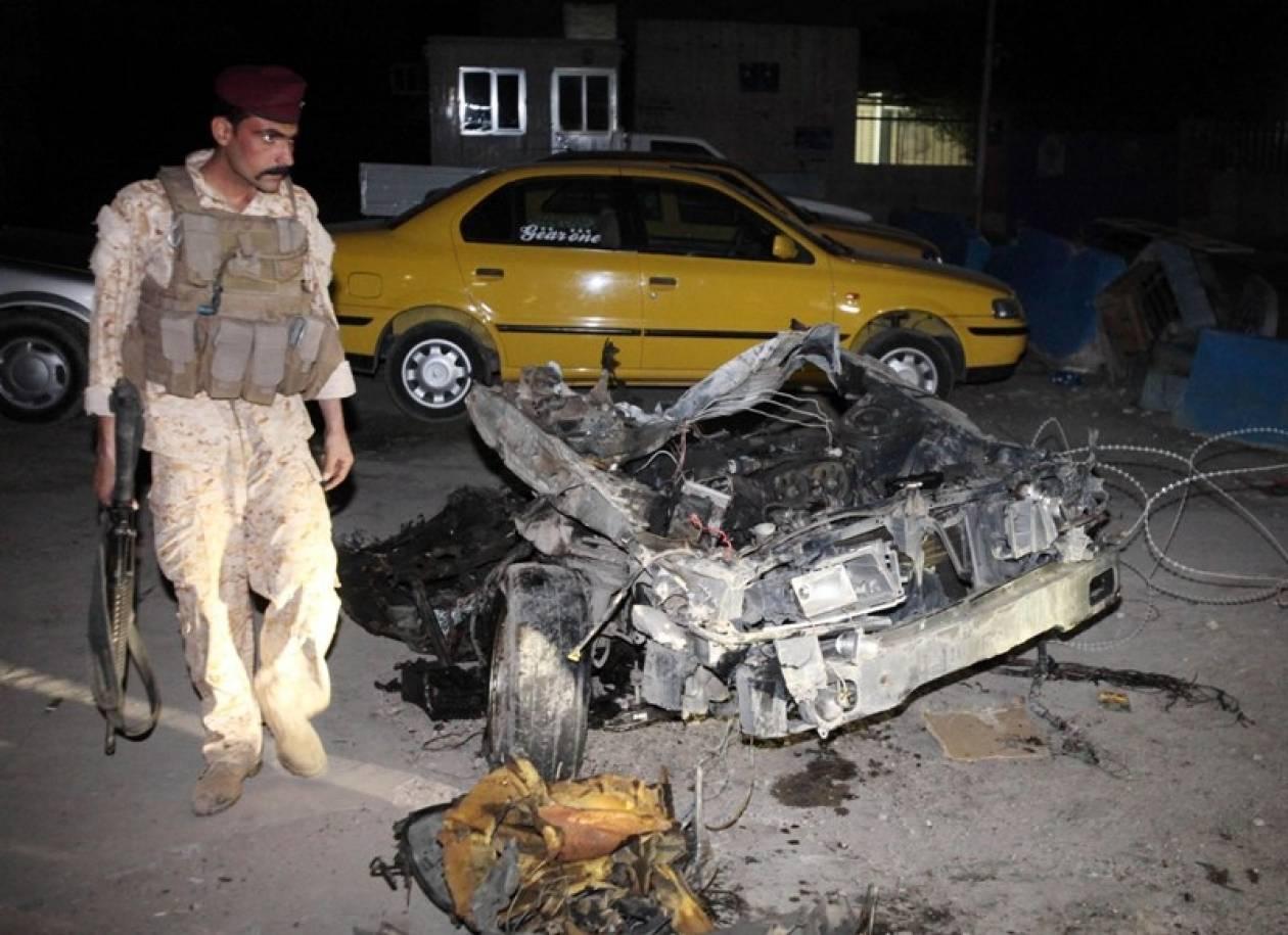 Τριπλή έκρηξη στο Ιράκ