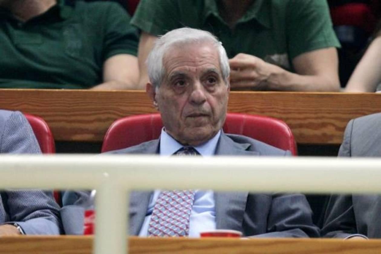 Γιαννακόπουλος: «Κοντά στην ομάδα ο κόσμος»