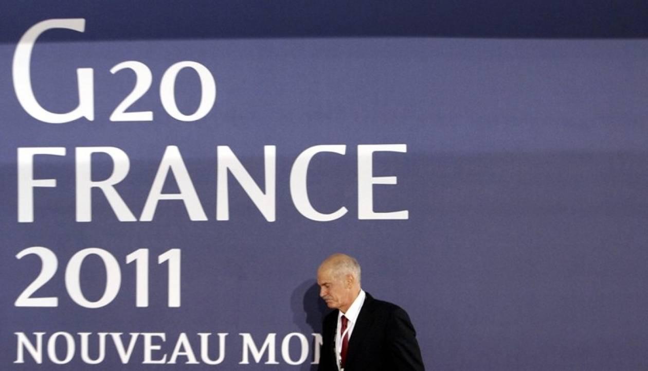 Νέα μίνι-σύνοδος για την Ελλάδα, αλλά χωρίς τον Παπανδρέου