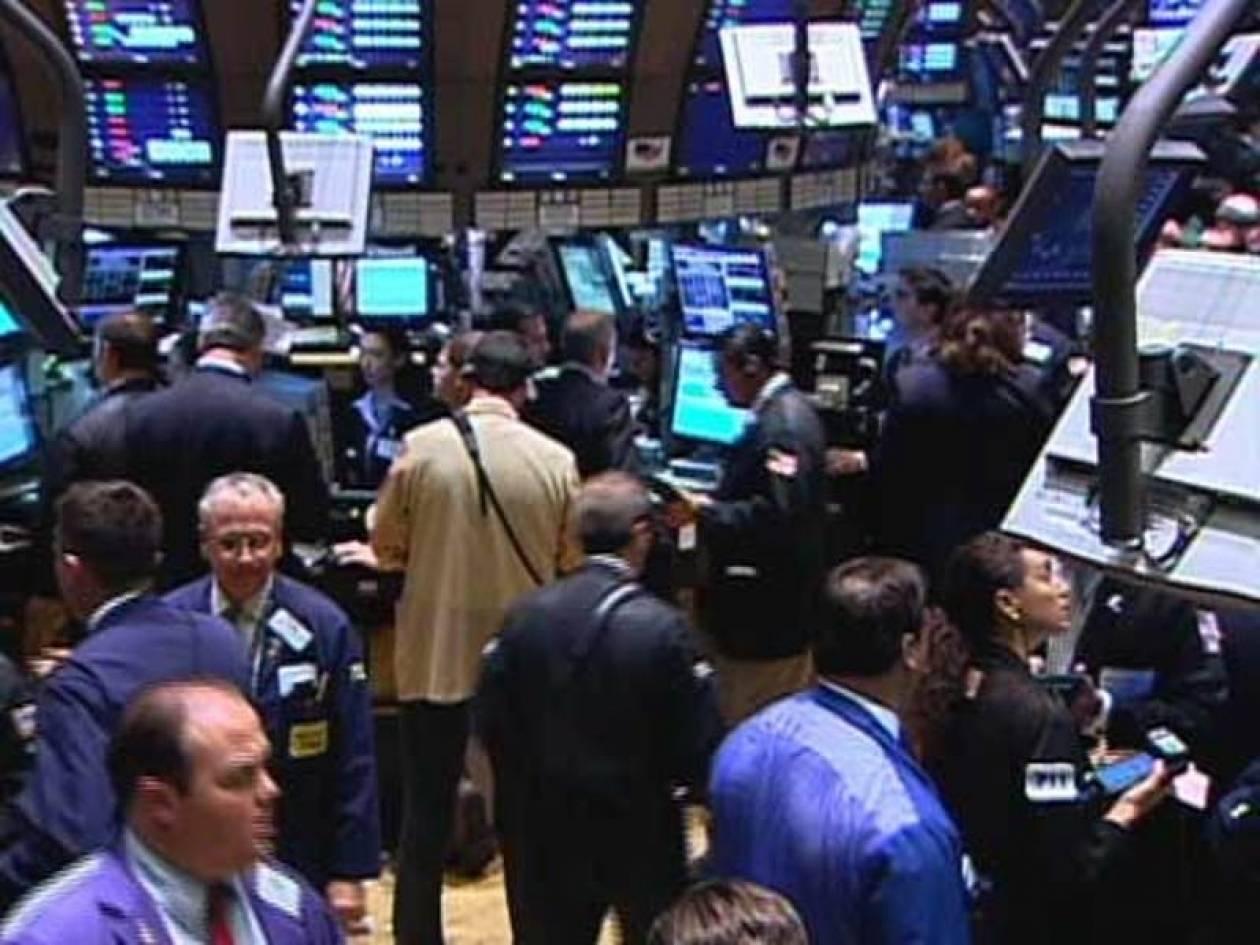 Άνοδος στο χρηματιστήριο της Νέας Υόρκης