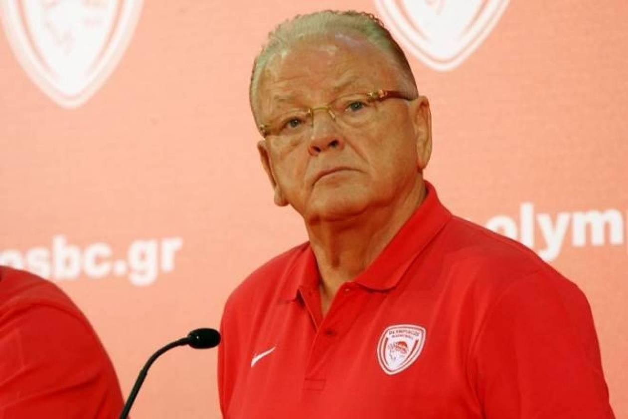 Ίβκοβιτς: Χρειαζόμαστε εμπειρίες και χρόνο