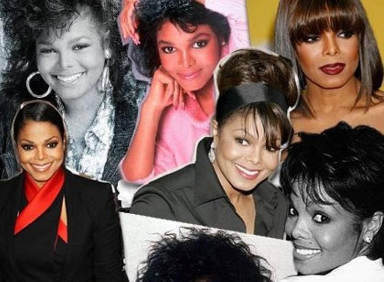 Η Janet Jackson τότε και τώρα