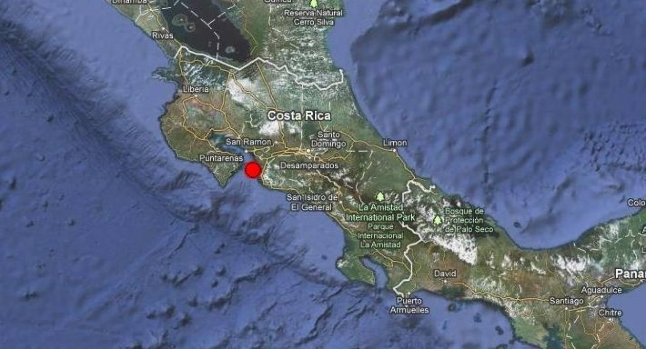 Μεσαίου μεγέθους σεισμός χτύπησε την Κόστα Ρίκα