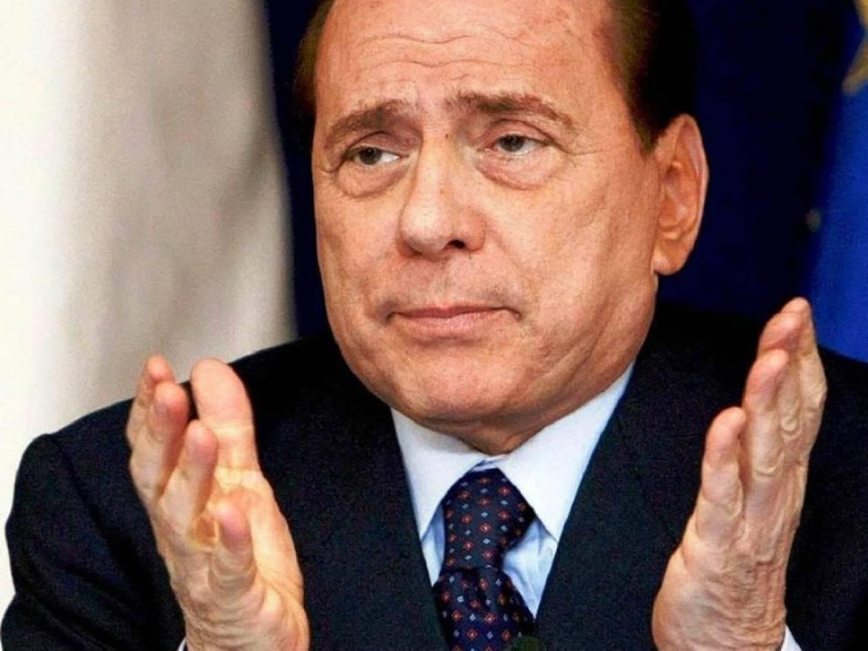 Παραίτηση Μπερλουσκόνι ζητούν 12 βουλευτές του