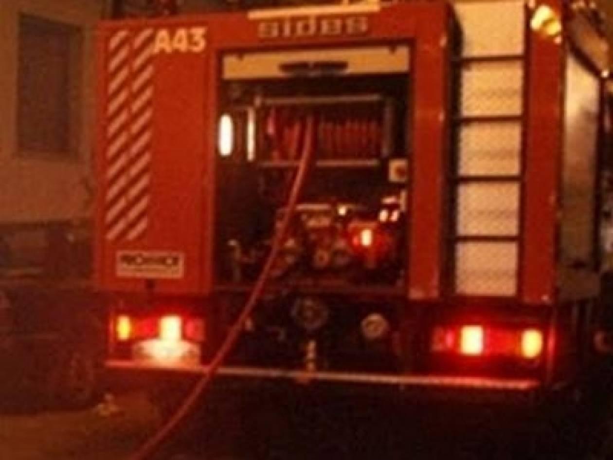 Οι γείτονες έσωσαν 84χρονη από τη φωτιά