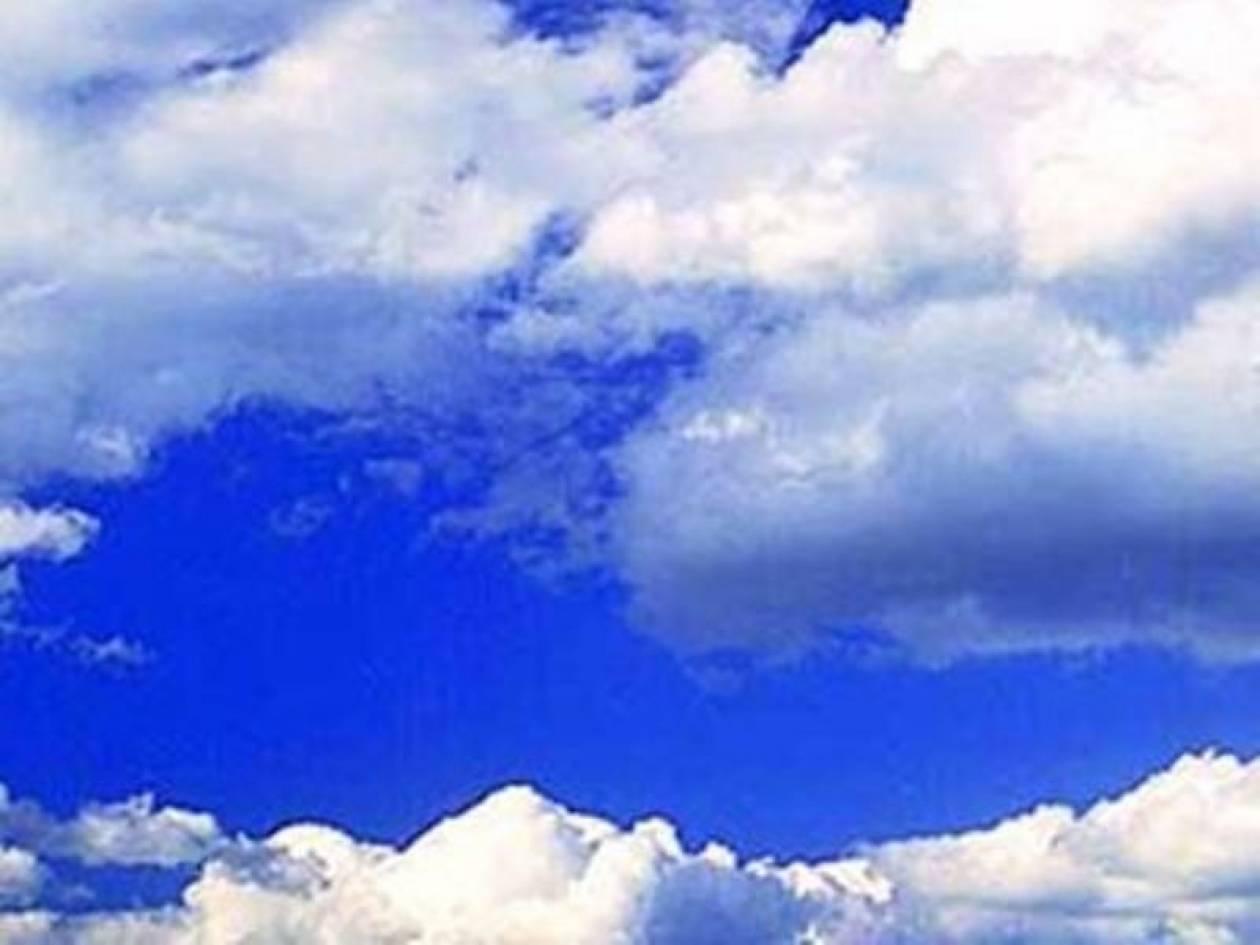 Συννεφιά και μικρή πτώση της θερμοκρασίας