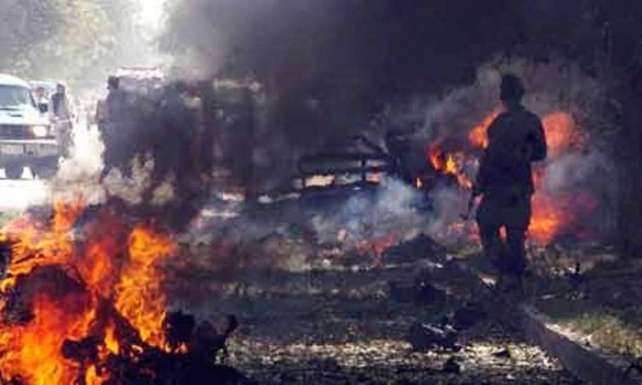Νέα έκρηξη βίας στο Αφγανιστάν