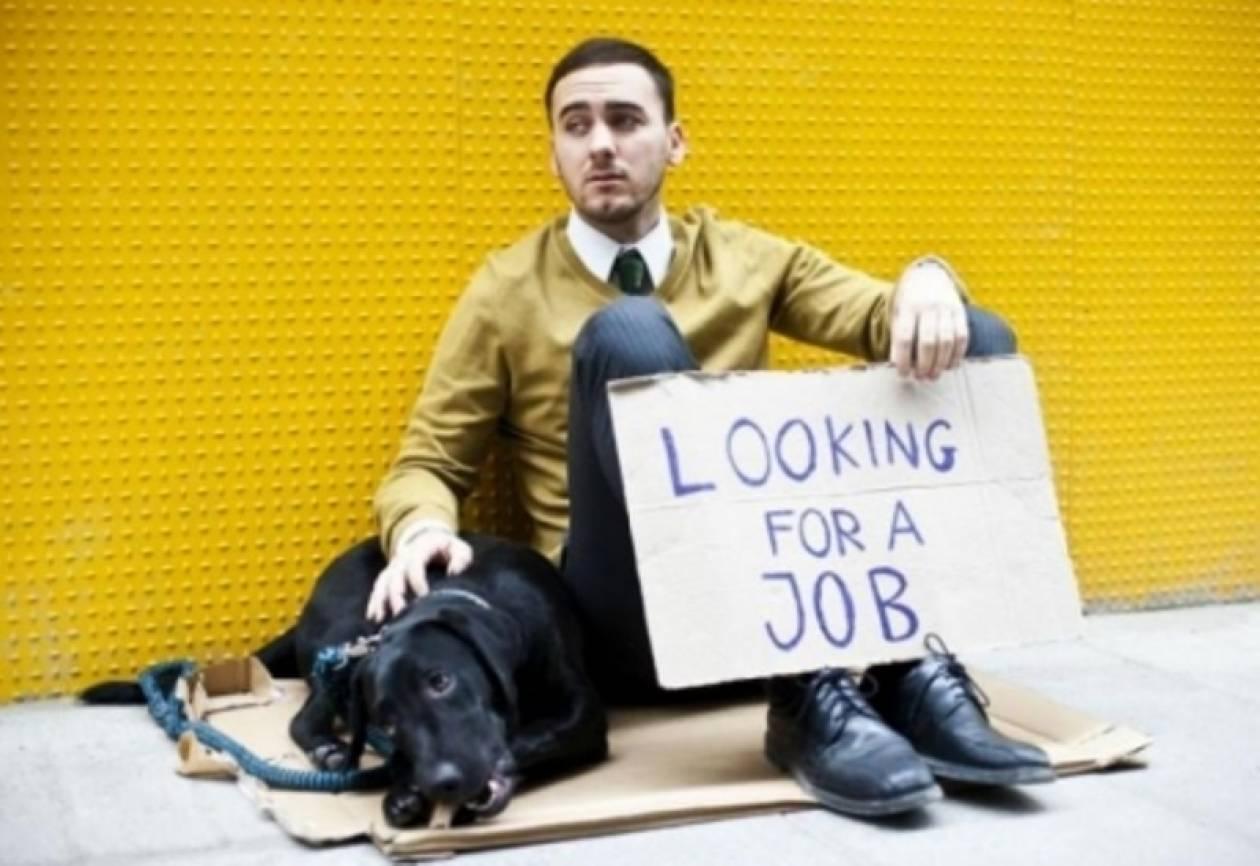 Στα ύψη η ανεργία στην Ισπανία